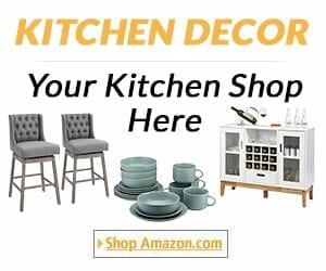 The Kitchen Vibe Advertisement